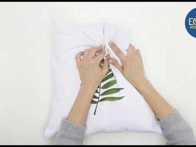 Tips para pintar tus telas de algodón
