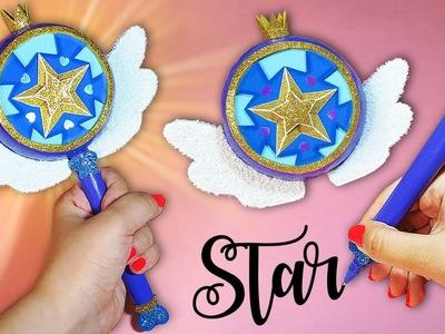 ???? Tutorial: Haz tu propia Varita de Star CON SORPRESA - Star vs Las Fuerzas del Mal ????