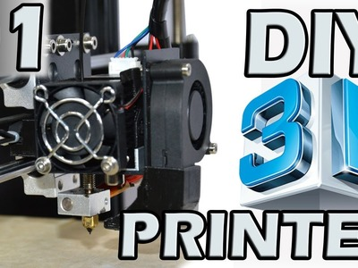 ARMA TU IMPRESORA 3D DESDE CERO (PARTE 01) - DIY 3D PRINTER FROM SCRATCH (PART 01 FRAME)