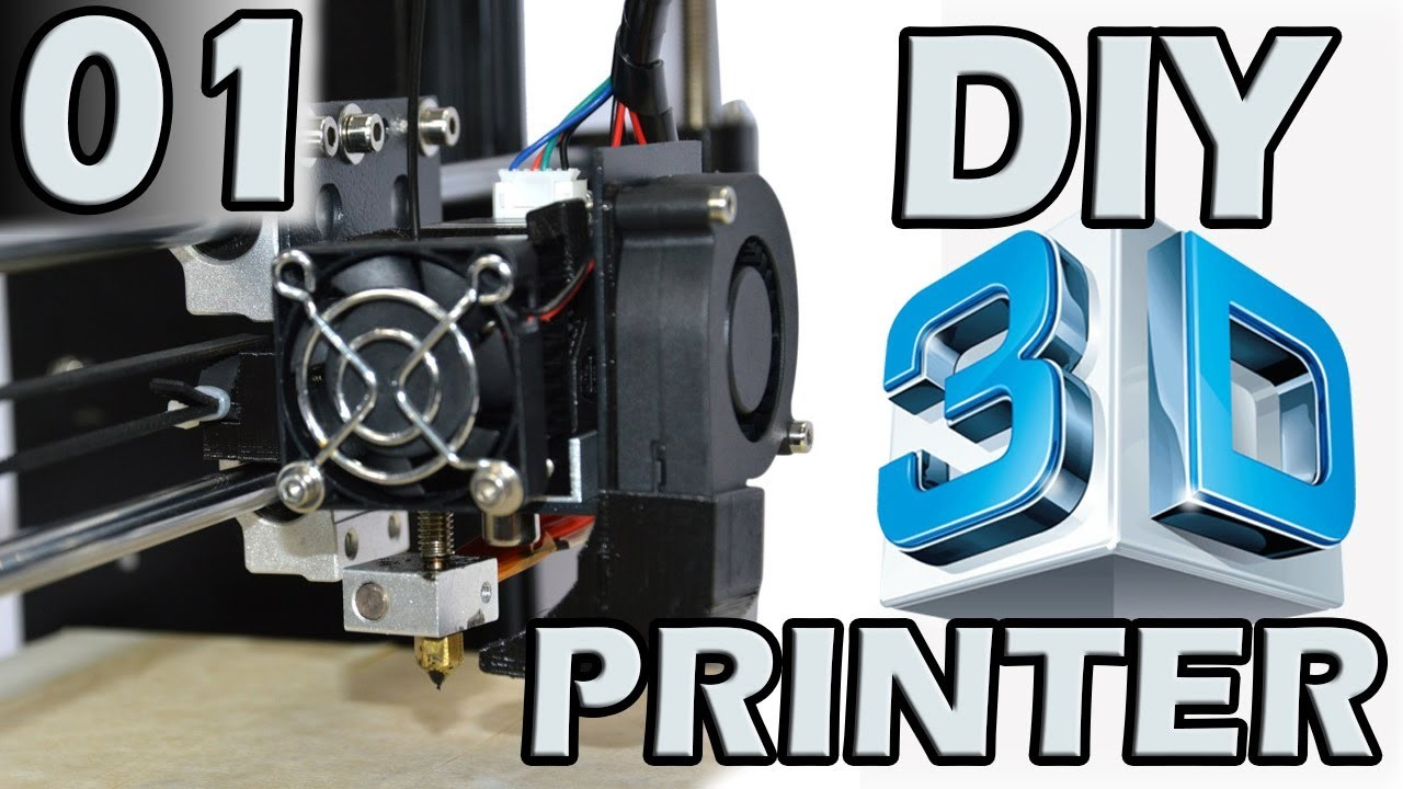 ARMA TU IMPRESORA 3D DESDE CERO (PARTE 01) - DIY 3D PRINTER FROM SCRATCH (PART 01 FRAME)