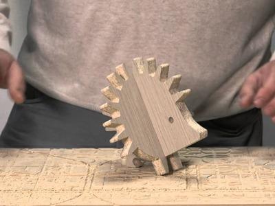 Cómo fabricar juguetes o animalitos en madera