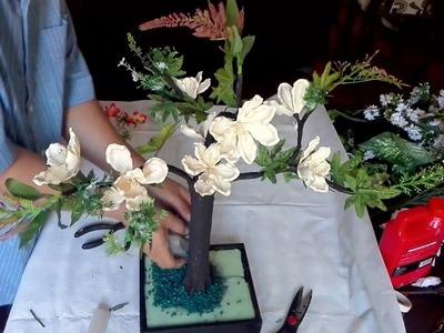 Como hacer un arbol bonsai