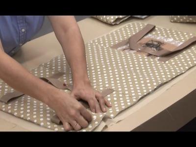 Como hacer un Bolso para la Maquina de coser. 3.5