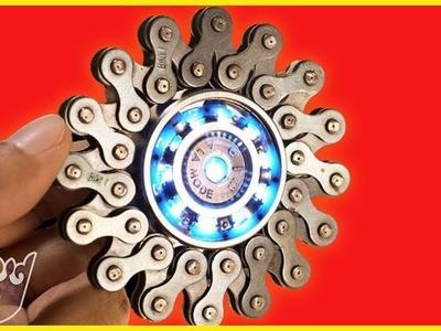 Como hacer un FIDGET SPINNER - fácil y económico - INFINITOS y MAS