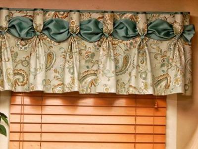 Decora los espacios de tu casa, con estas cortinas hemosas♥