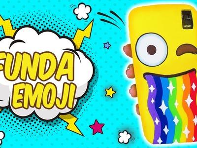 ♥ DIY: Funda Móvil de Emoji ♥