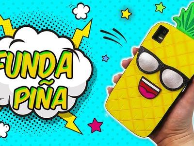 ???? DIY: Funda Veraniega de Piña ????