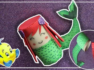 Dulcero de la Sirena | hacer una Sirena de goma eva | Foam Mermaid