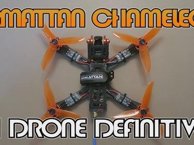 El DRONE DE MIS SUEÑOS! | Armattan Chameleon | Review en Español