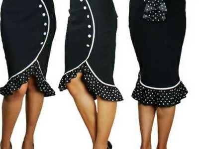 Estupendas faldas para lucir un look espectacular