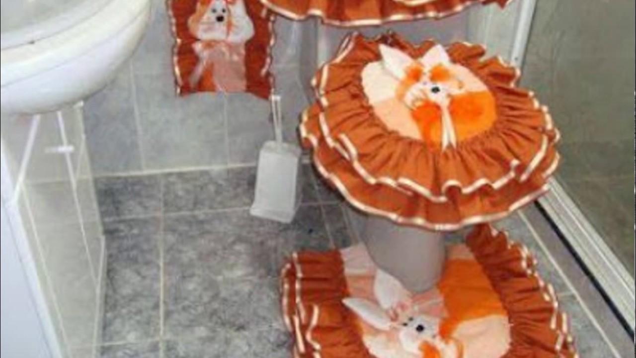 Hermosa colección de juegos de baño♥