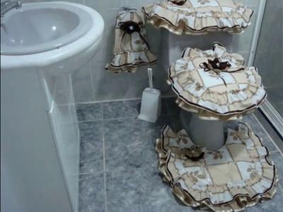 Juego de baño para decorar tu baño