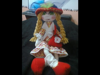 Luly doll. muñeca luly . proyecto 212