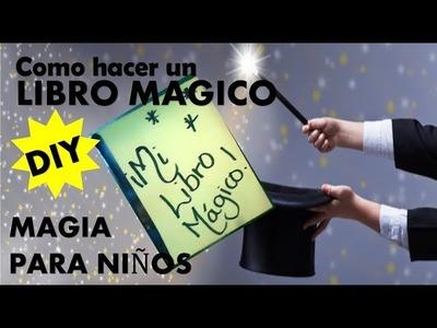 MAGICO   LIBRO MAGICO    JUEGOS PARA NIÑOS