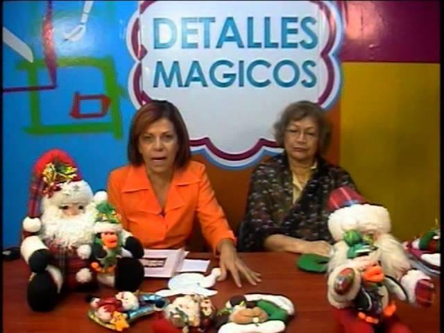 Mimi Luna con Alexa de Bautista parte 4 Pomera Navideña