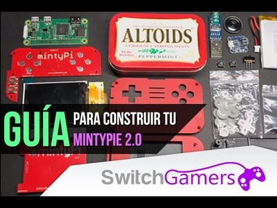 MintyPi 2 0 Guía Subtitulada (SwitchGamers)