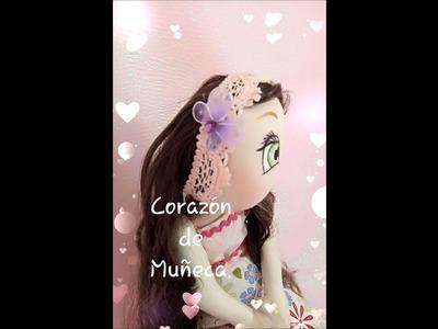 Muñeca aromática 2pte