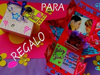 Tarjeta Regalo para Mamà - Gift Card for Mom - Creaciones Betina