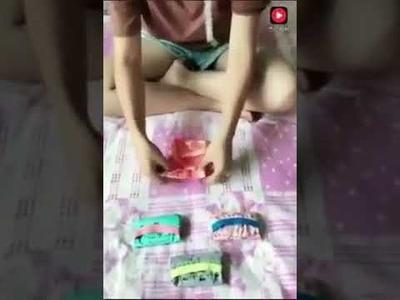 Truco para doblar  la ropa nivel Asiático