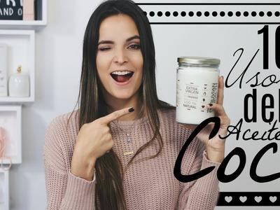 10 Usos del aceite de coco | Fashaddicti