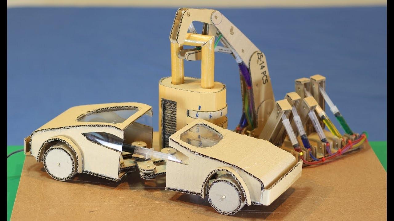 5 juguetes de cartón increíbles que puedes hacer en casa