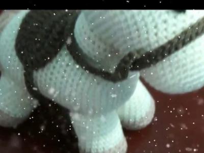 Caballito amigurumi parte 1 cabeza