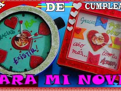 Caja de Cumpleaños - para mi Novio - Birthday- box- for my Boyfriend - Creaciones Betina