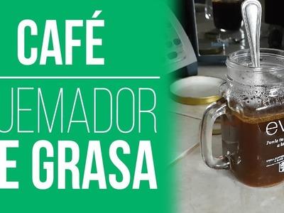 Como Convertir tu Café En Un Quemador de Grasa Natural y Saludable - Quemador de Grasa Casero