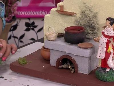 Como Hacer Cocina en Icopor - HogarTv por Juan Gonzalo Angel