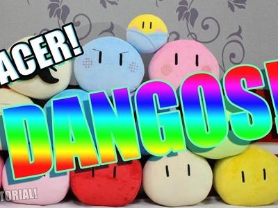 COMO HACER DANGOS? || tutorial