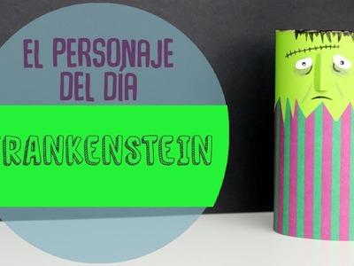 ¿Cómo hacer manualidades de frankenstein para halloween? manualidades de halloween para niños facil