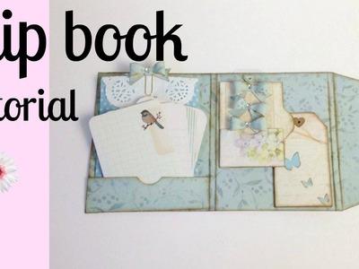 Como hacer un flip book