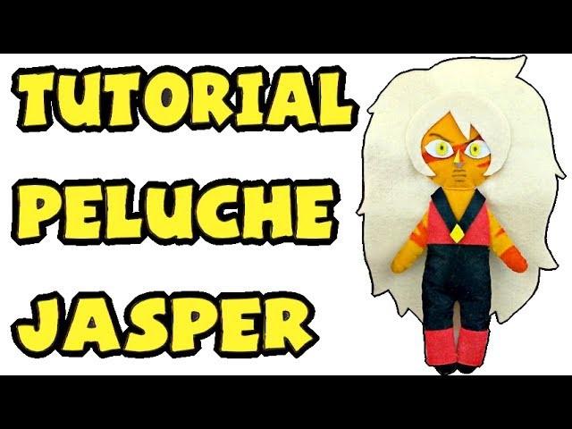 Cómo hacer un peluche de Jasper - Tutorial Steven Universe