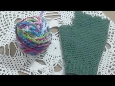 De todo un poco! Moda a Crochet en VIVO.