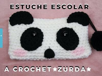 ESTUCHE PANDA | ZURDA | CHIC DIY