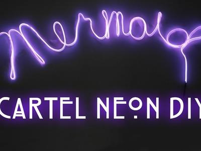 Haz tu propio letrero Neon !.Pt 1