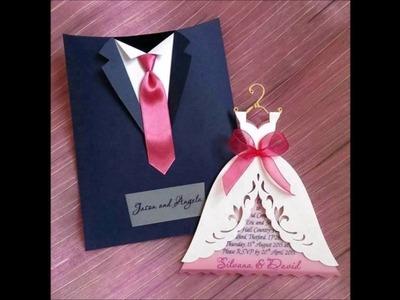 Invitaciones para Bodas o Matrimonios ORIGINALES - Curiosidades