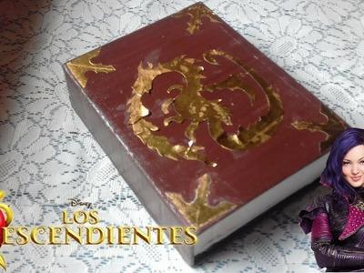 LIBRO DE HECHIZO DE LA PELÍCULA DESCENDIENTES - ZULIDEAS