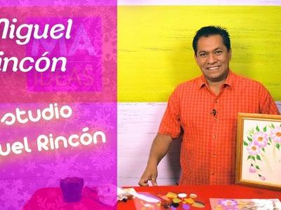 Pintura en Acetato con Miguel Rincón