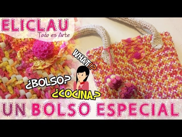 Una idea en la cocina .  un Bolso???   An idea in the kitchen .  a handbag ???   EliClau