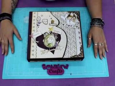 Albumla ilusion de la espera Bellaluna Crafts Video de Presentación