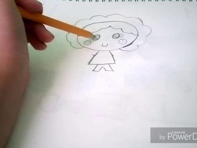 Como dibujar a chamoy