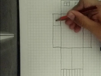 Como dibujar a goku fase dios miecraft - mi primer video