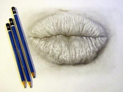 Cómo dibujar la boca