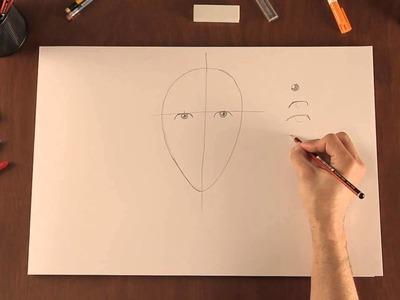 Cómo dibujar rostros