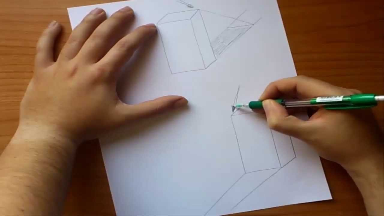 Como dibujar una sombra a un objeto paso a paso | How to draw shadows