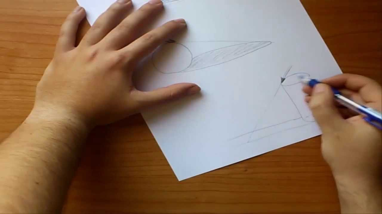 Como dibujar una sombra a un objeto paso a paso 2 | How to draw shadows 2