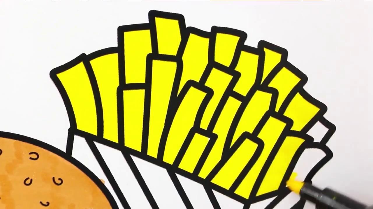 Como Dibujar y Colorear  de Arco Iris - Dibujos Para Niños - Learn Draw and Color. FunKeep