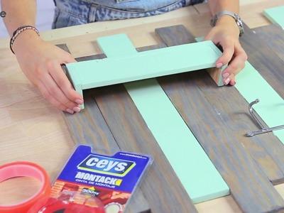 Como hacer un organizador de madera | Soluciones Pentrilo