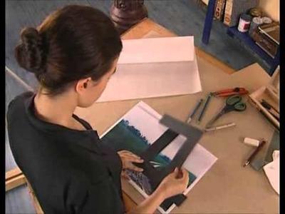 Curso practico de dibujo - carboncillo, dibujo-encaje, composicion y encuadre